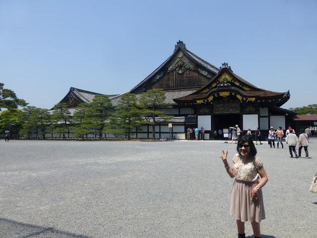 Château de Nijo Kyoto