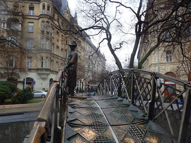 Pomnik Imre Nagy'ego w Budapeszcie