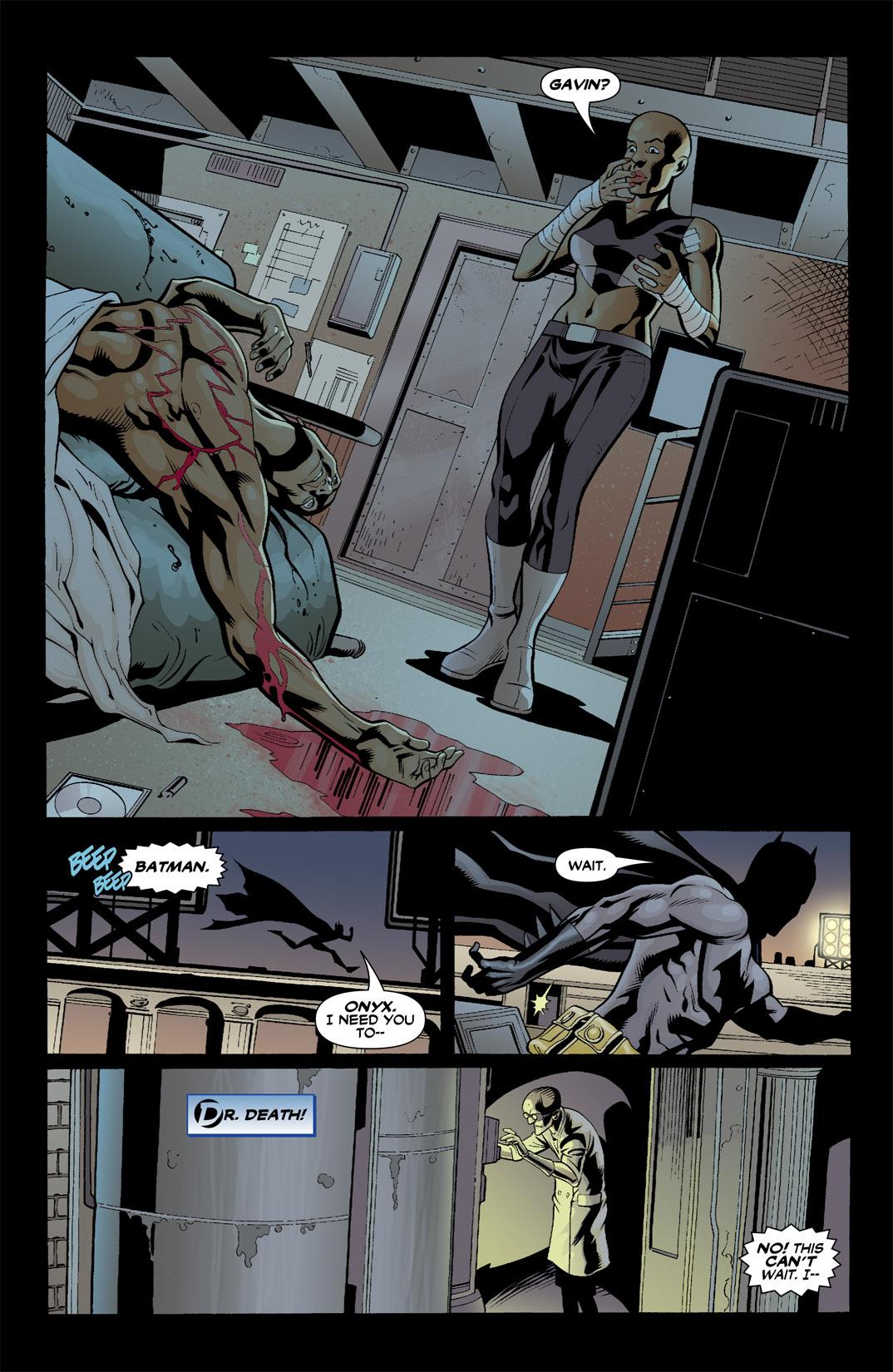 Detective Comics (1937) 799 Page 8
