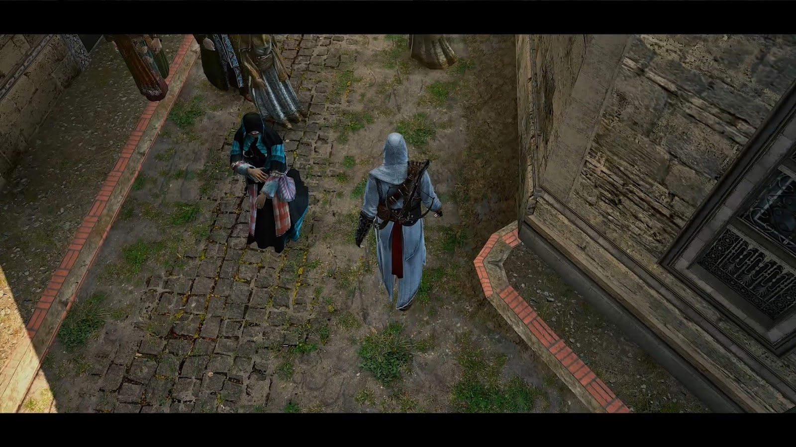 Assassin's Creed Revelations CryNation Ultra Realistic Graphics Mod
