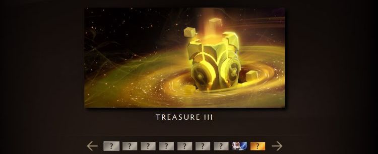 Dota 2 Immortal Treasure Ii Released And Prize Pool Soars: Immortal Treasure III Will Be Release