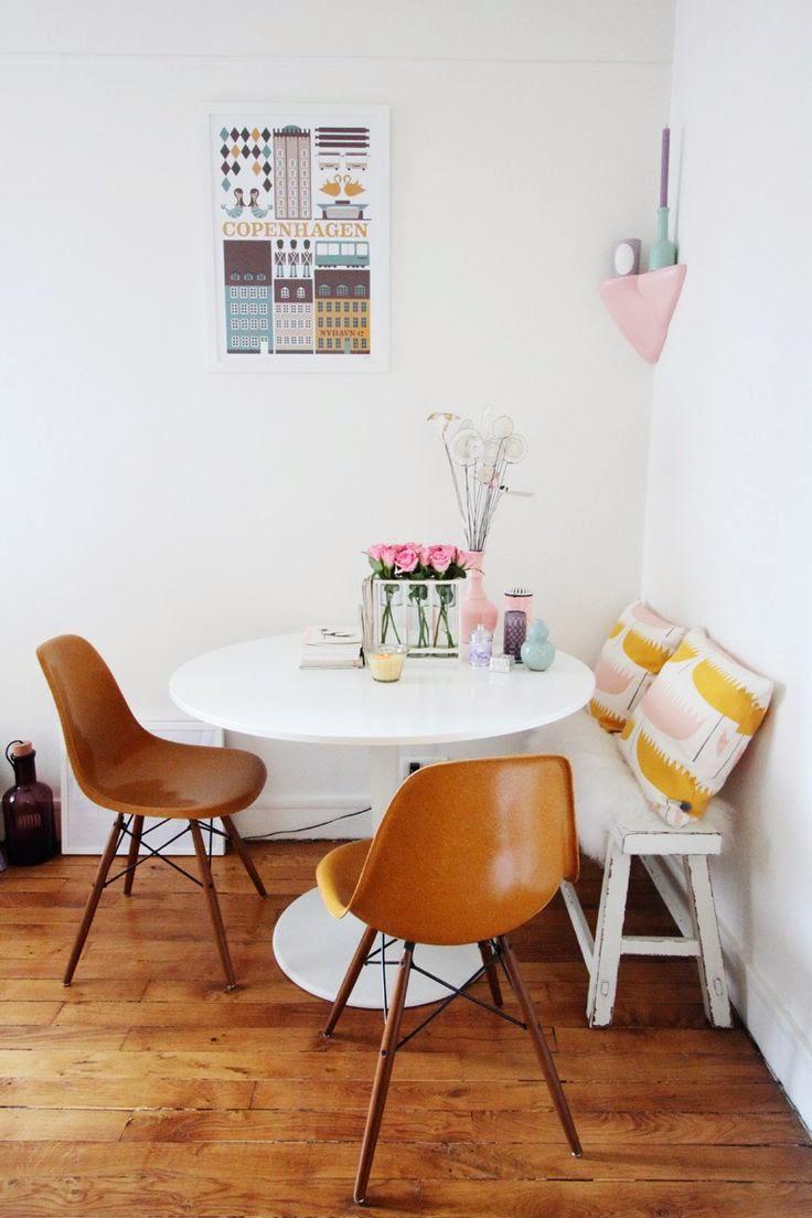 17 fotos de decoracin de comedores pequeos modernosTop