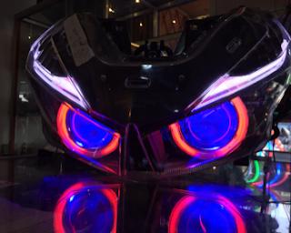 Harga Headlamp Reflector Lampu Depan Motor