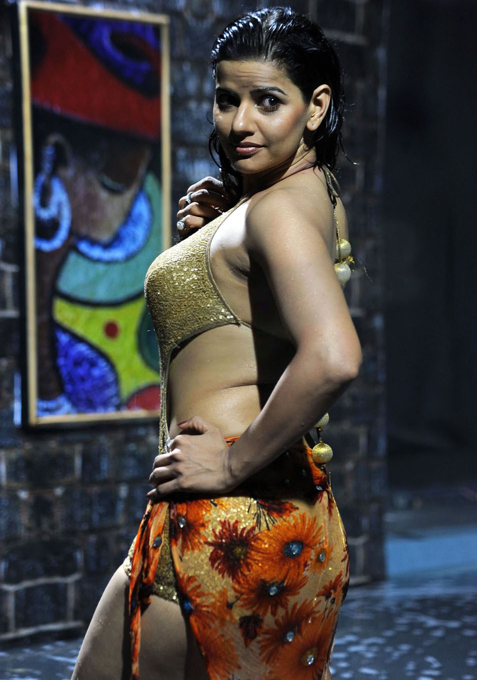Indian actress heroin anushka shetty nude leaked photos without dress big tits - 1 6