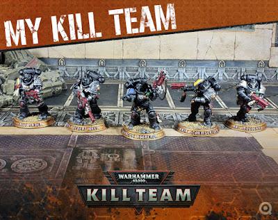 Quindia Studios: Kill Team Crucible