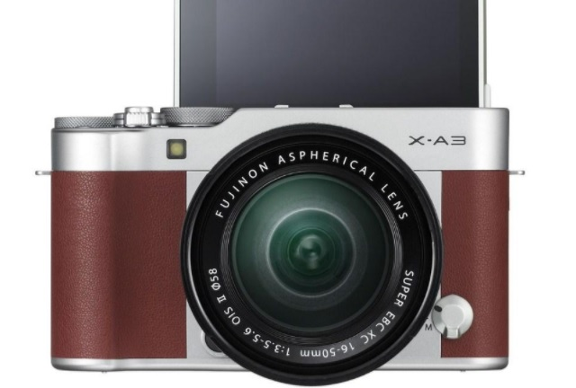 Harga dan Spesifikasi Kamera Fujifilm Mirorrless X-A3