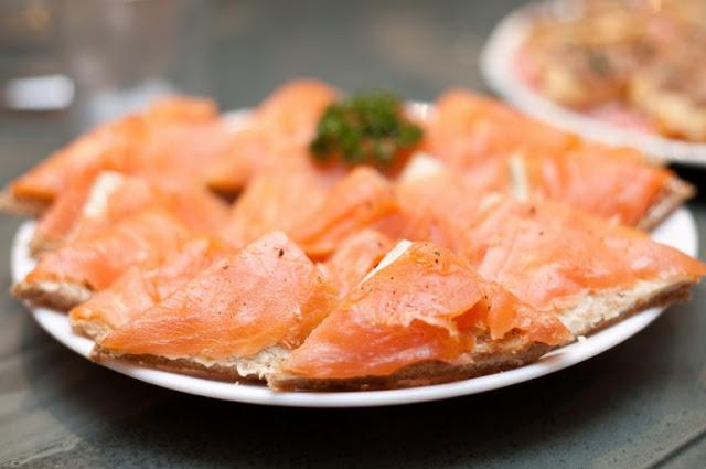 Salmon Spicy Coconut Relish Recipe