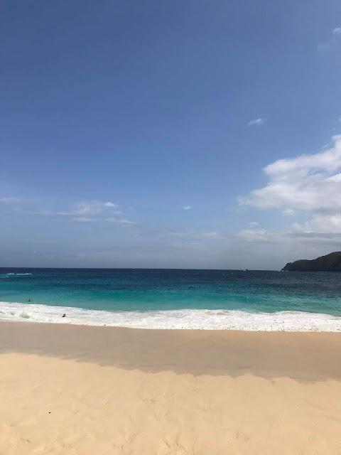 nusa penida spiaggia turismo bali
