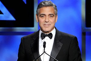 George Clooney supported Evromaydan
