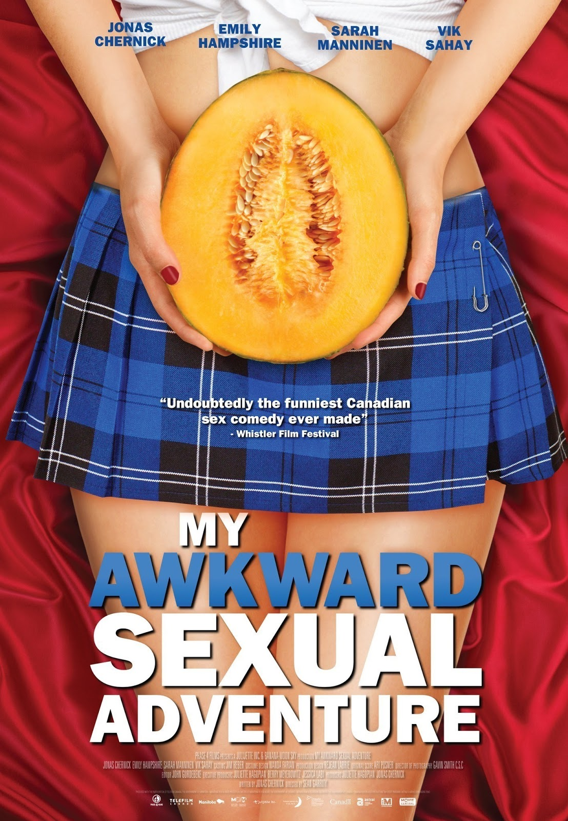My Awkward Sexual Adventure (2012) ταινιες online seires oipeirates greek subs