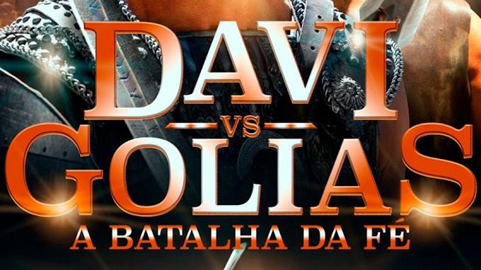 Davi e Golias a Batalha da Fé
