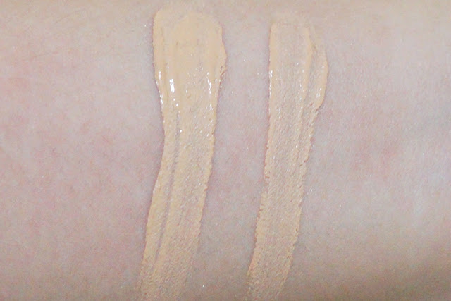 Maybelline Fit Me Concealer in 20 Sand Sable swatch