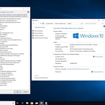 Tidak Ada Watermark dan Expiration Date di Windows 10 Insider Preview Build 17128