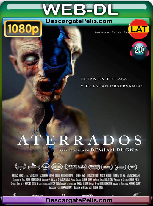Aterrados (2017) 1080P WEB-DL Latino