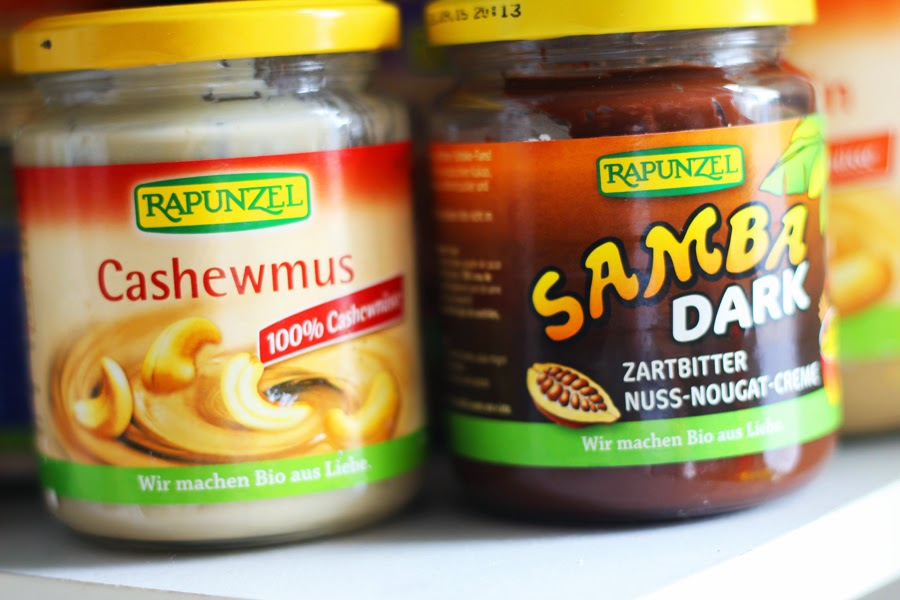 rapunzel cashewmus samba dark
