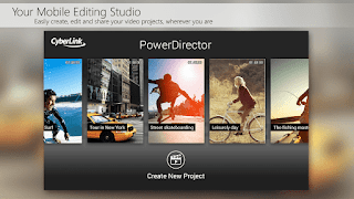 PowerDirector Video Editor v5.0.0 APK is Here!