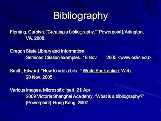 Cara Membuat Referensi Bibliografi