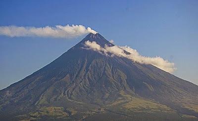 Gunung Berapi Berbentuk Kerucut