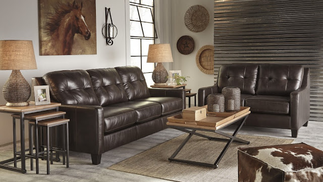 Top 5 Myths Related to Leather Furniture