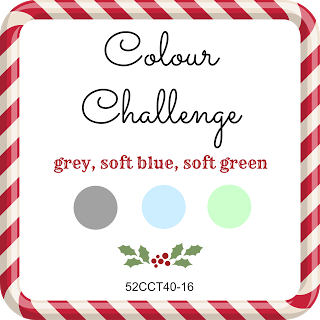 52CCT Colour challenge grey, soft blue, soft green