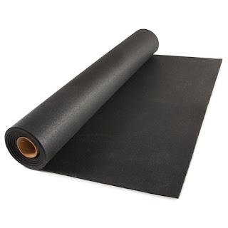 Greatmats 1/8 inch rubber flooring rolls best budget