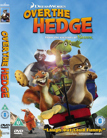 Over The Hedge 2006 Dual Audio Hindi BluRay Download