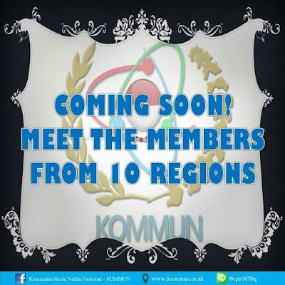 Coming Soon, Annual Meeting KOMMUN 2016