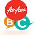 Yeay! Huda dah jadi Air Asia Blogger Community.
