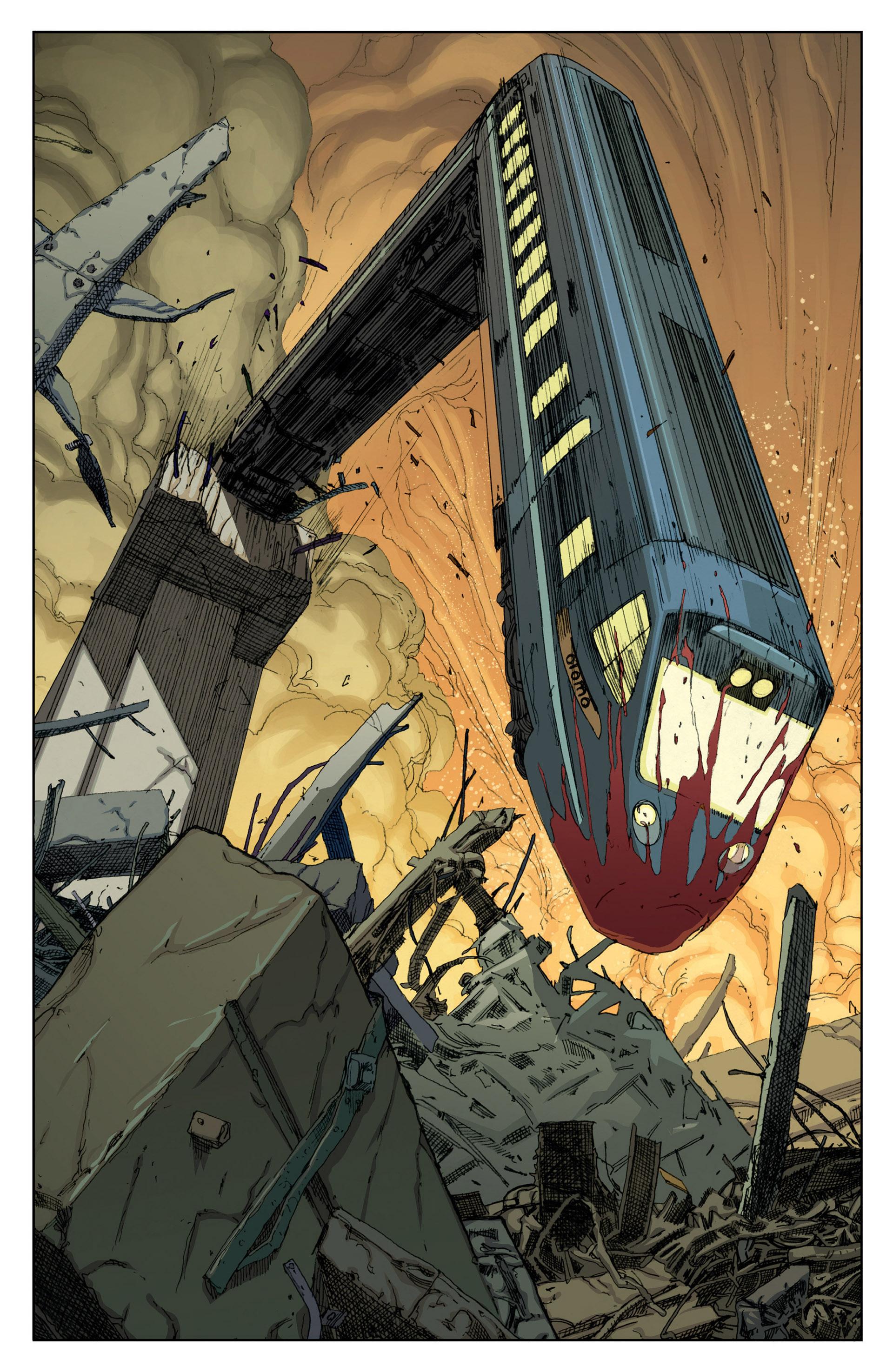 Read online Millar & McNiven's Nemesis comic -  Issue #1 - 11