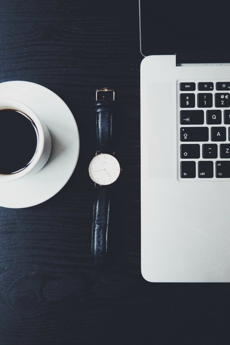 Working from home: 5 ways to stay productive.