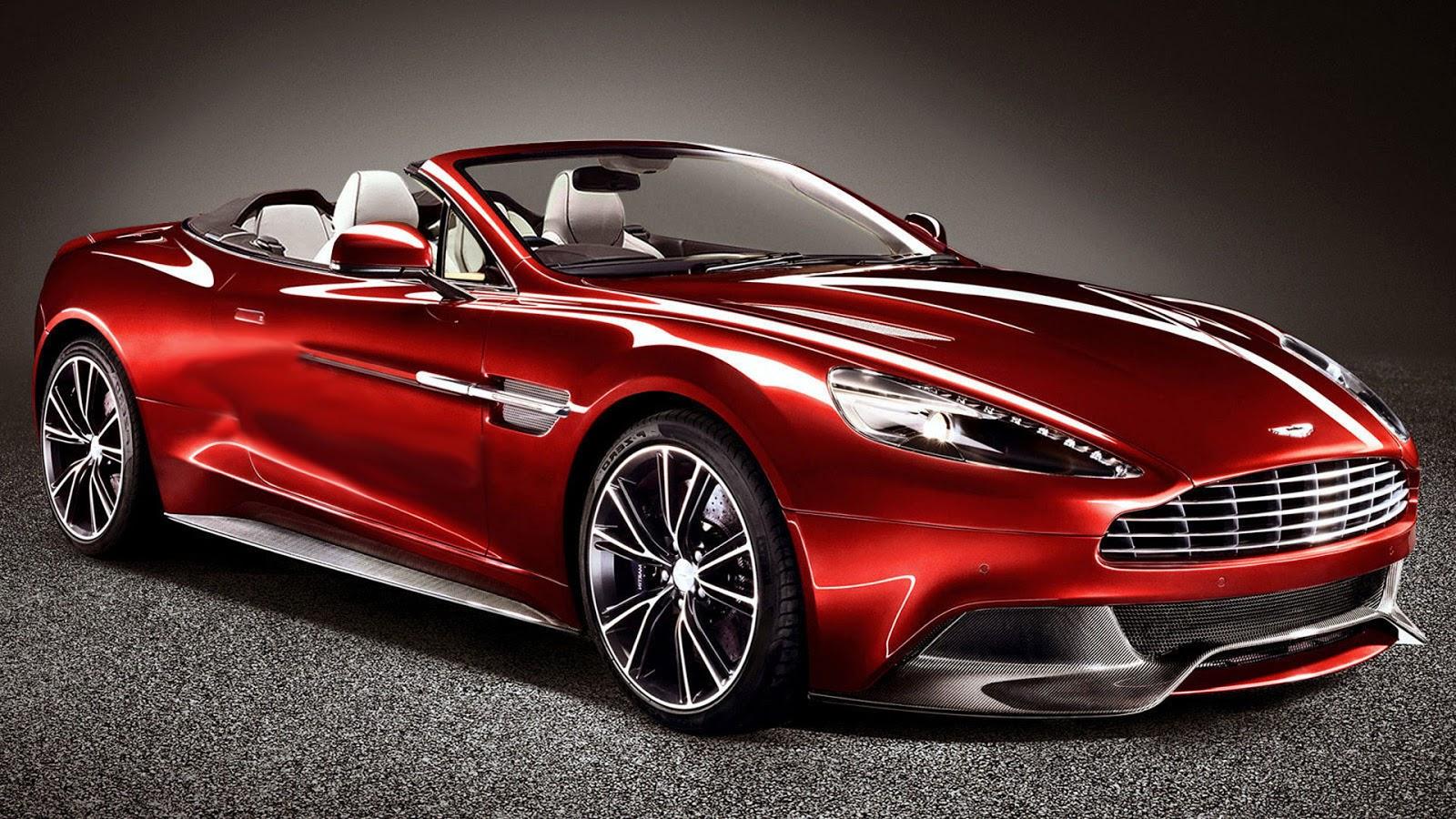 NeoReleaseCar: 2014 Aston Martin Vanquish Volante