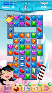 candy%2B4 Candy Cookie Hero Jam – Android App Featured Review Apps
