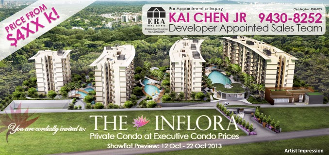 The Inflora at Flora Drive