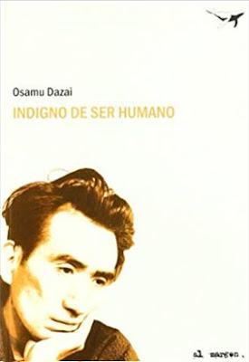 Reseña: Indigno de ser humano- Ozamu Danzai