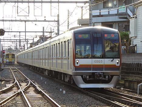 西武池袋線 快速 入間市行き 東京メトロ10000系