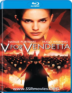 V for Vendetta (2005) hindi dubbed movie watch online BluRay
