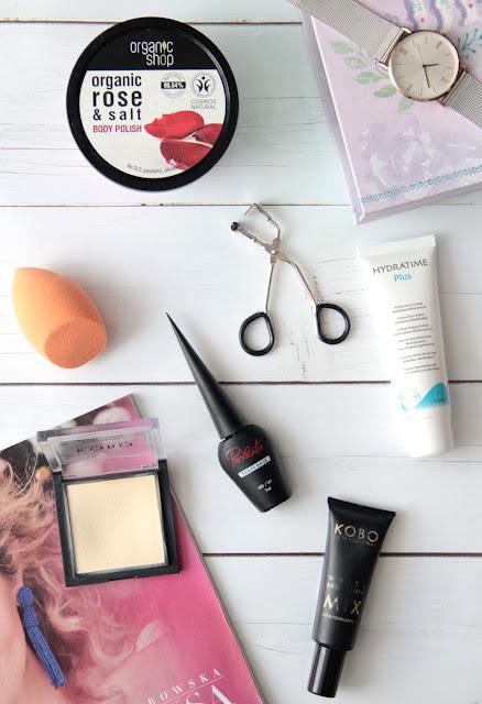 Ulubieńcy zimy | Top 7 najchętniej używanych kosmetyków i akcesoriów.