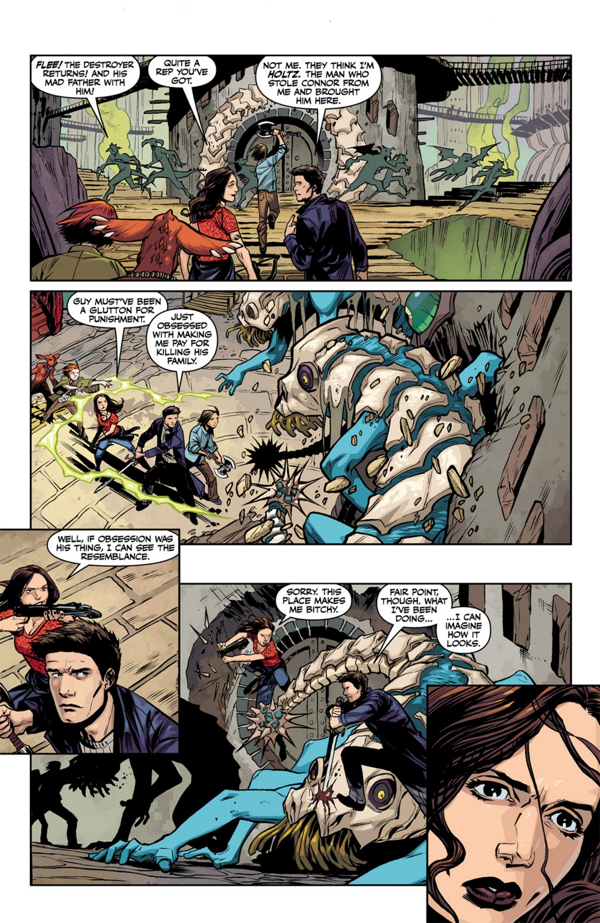 Angel and Faith issue 13 - Page 9
