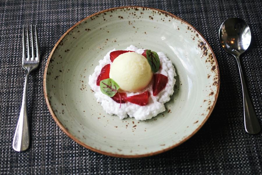 tapioka pudding