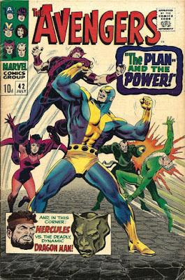 Avengers #42, Diablo