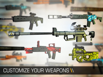 Bullet Force Mod Apk Full