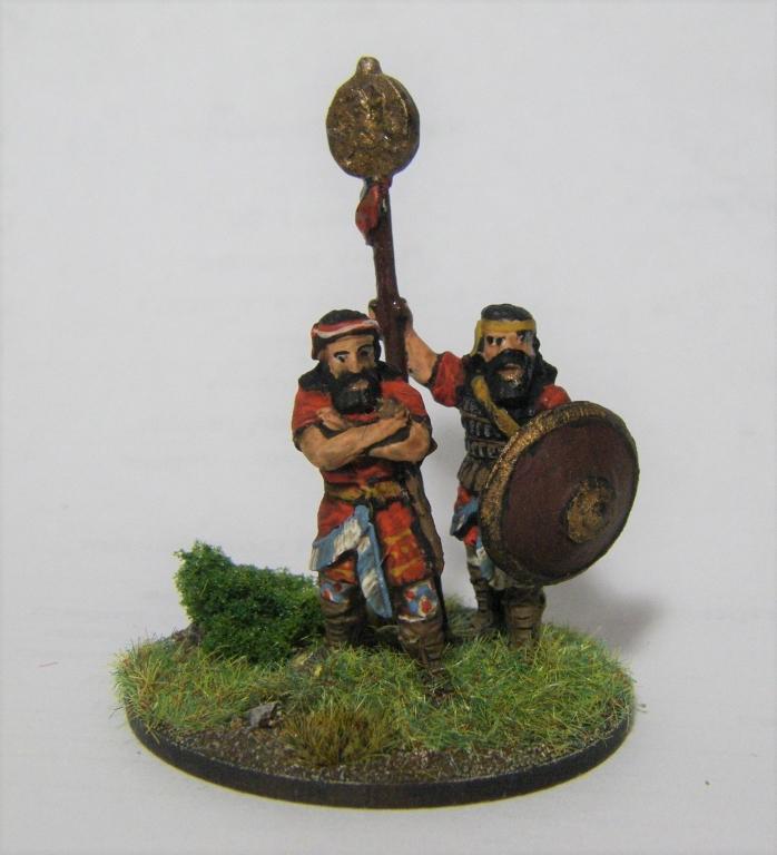 Assyrian General - Foundry