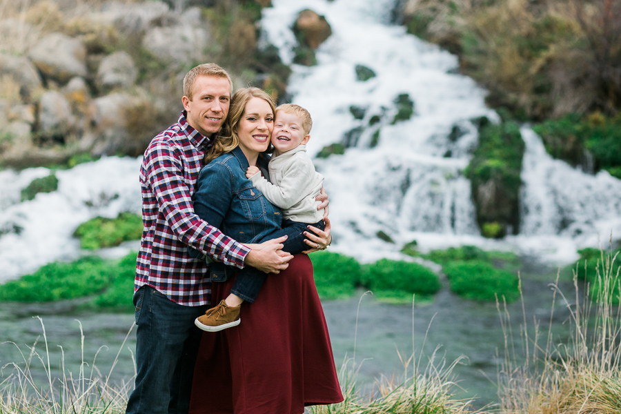 The S Family: Idaho Family and Maternity Photographer