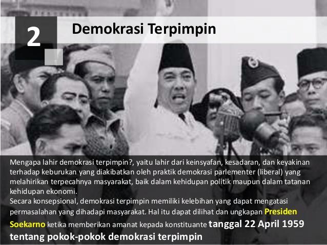 2018 sejarah indonesia hasil gambar untuk sistem dan struktur politik dan ekonomi masa demokrasi terpimpin 1959 1965 malvernweather Images