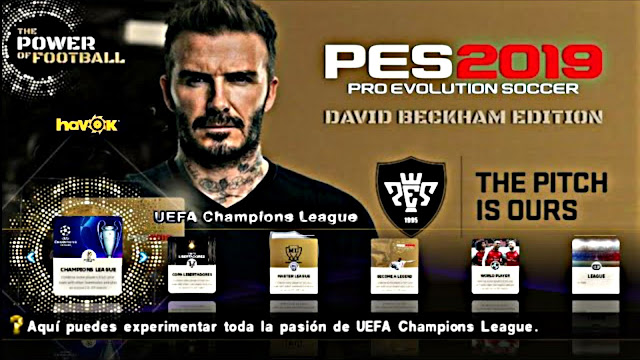 PES 2019 Android Offline 800 MB Kits,Squad Updated Best Graphics