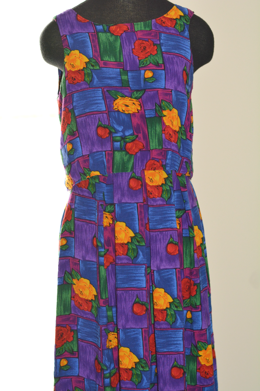 makeover a thrift store dress without sewing