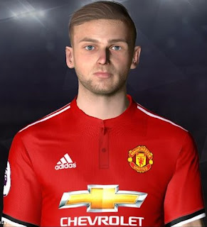 PES 2017 Faces James Wilson by Facemaker Ahmed El Shenawy