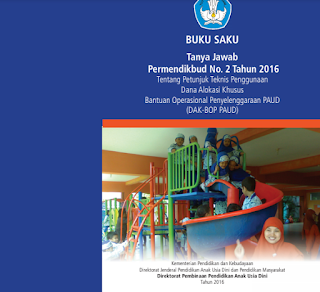 Download Buku Saku DAK BOP PAUD