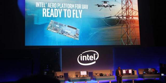 Rahasia Drone Intel Bisa Anti Nabrak