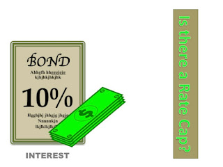 Picture portrays bond and wonders about rate cap